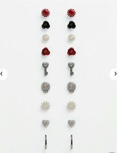 Torrid Set of 9 Brand New Earrings